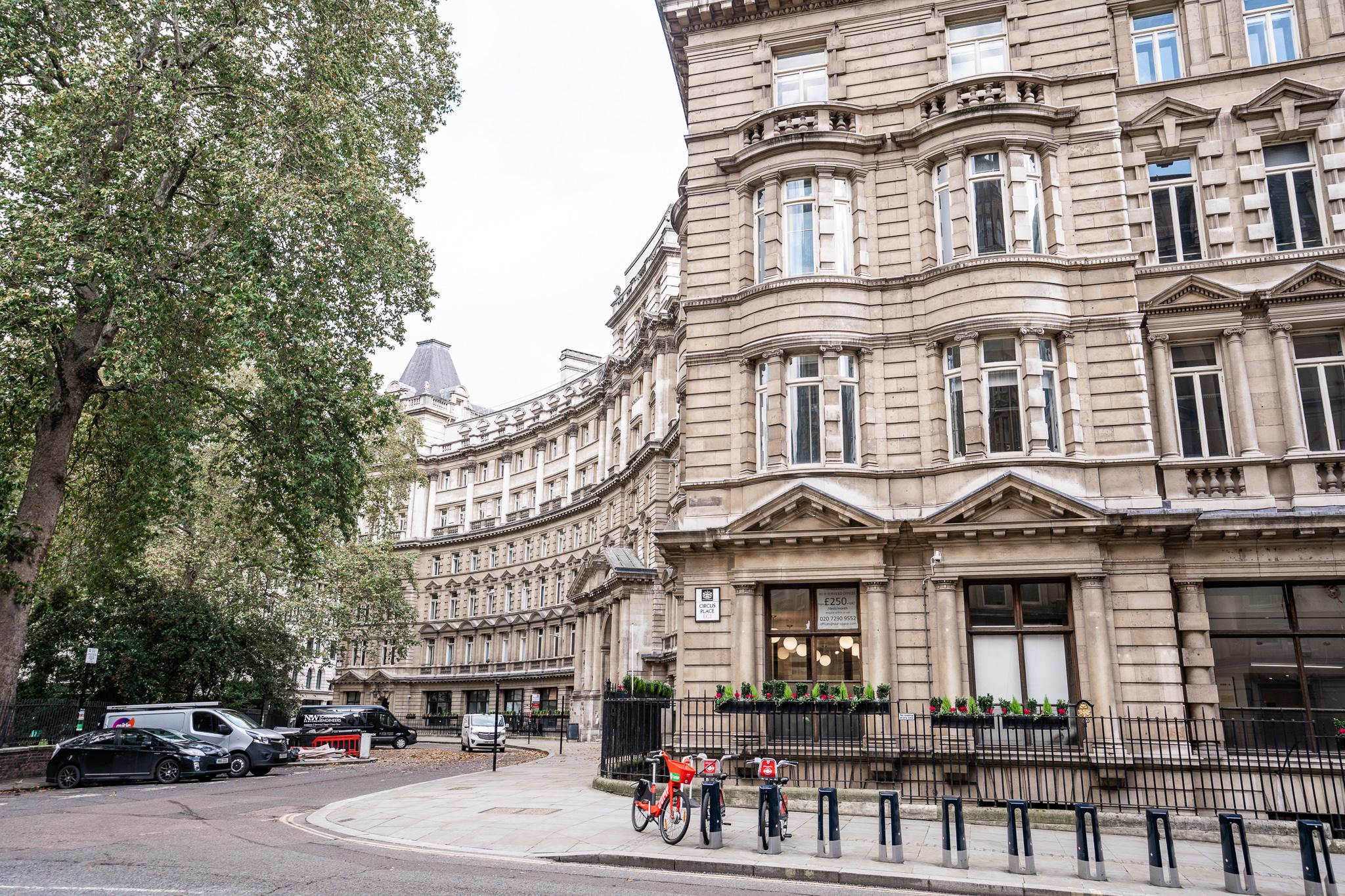 Office liverpool street London